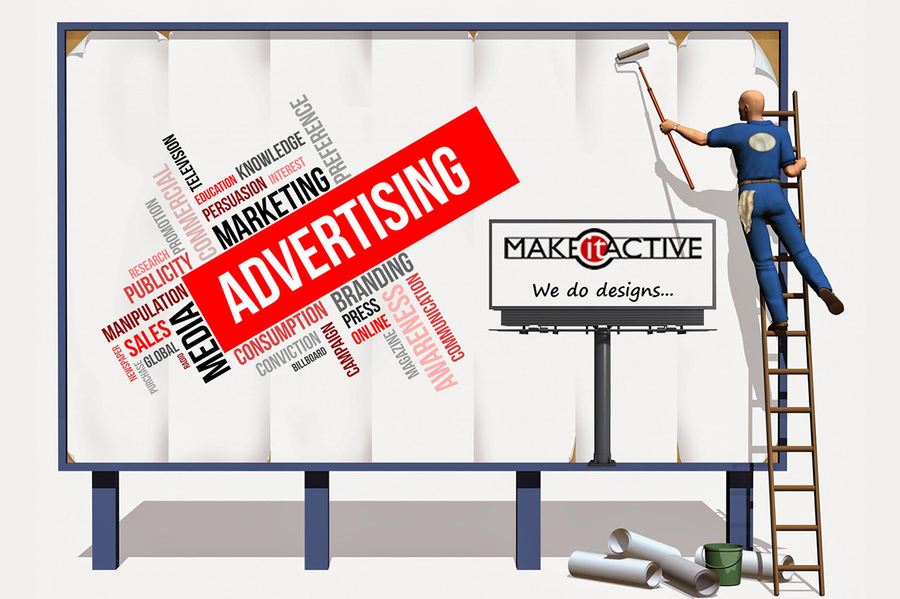 advertising Services - Make it Active, LLC