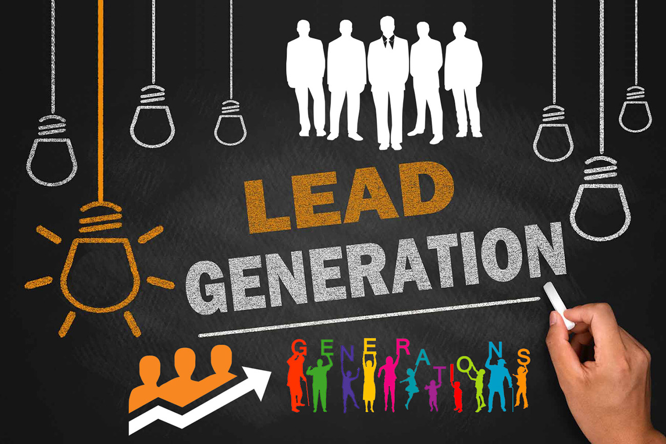 lead-generation Lead Generation - Make it Active, LLC