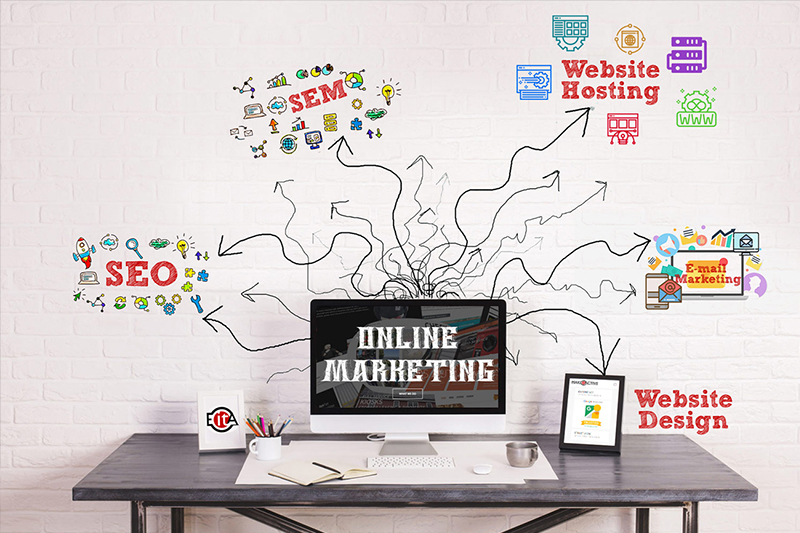 online-marketing FAQ - Make it Active, LLC