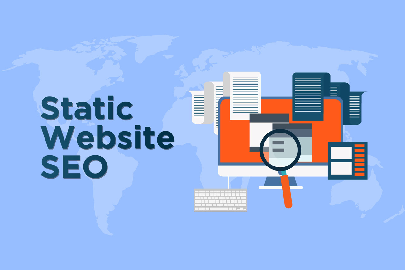 static-website-seo Services - Make it Active, LLC