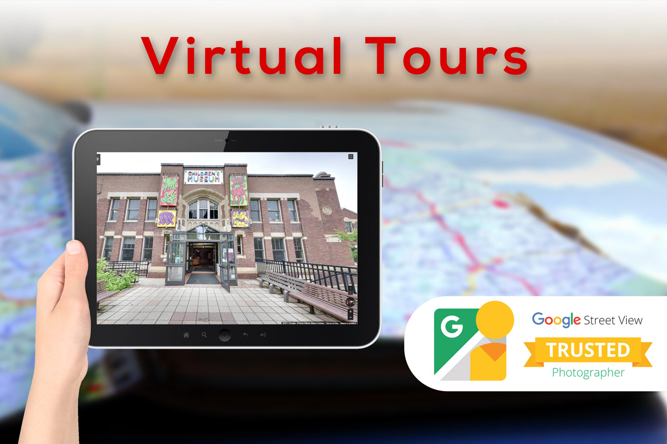 VIRTUAL TOURS Services - Make it Active, LLC