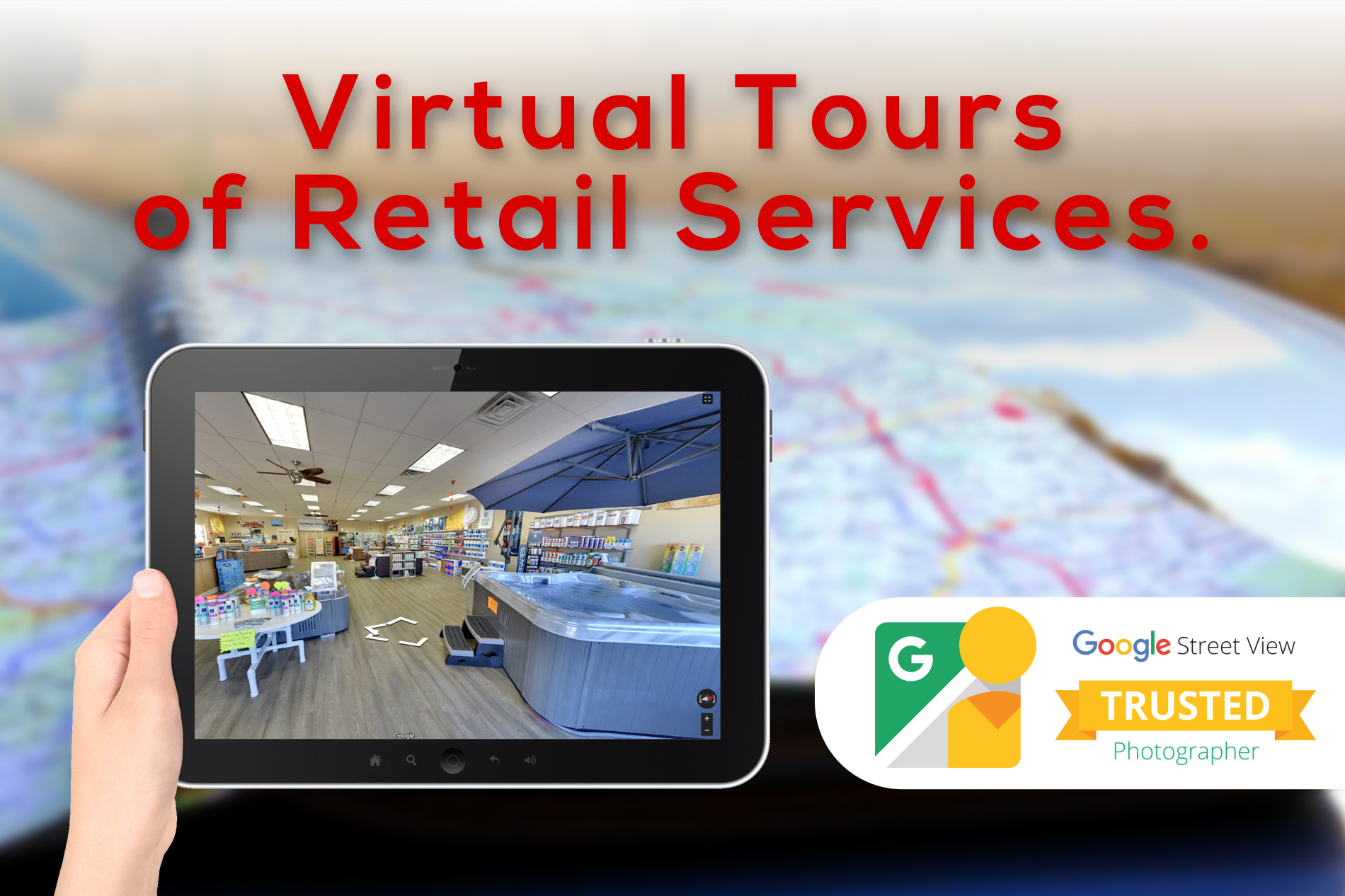 Virtual-Tours-of-Retail-Services Services - Make it Active, LLC