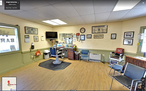 barbershop-virtual-tour NH Retail Virtual Tours - Make it Active, LLC