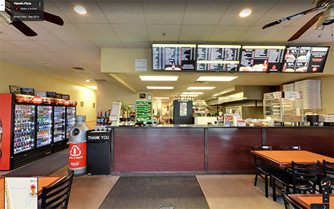 fast-food-virtual-tour Restaurant Virtual Tours - Make it Active, LLC