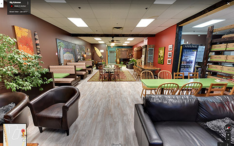 hawaiin-virtual-tour Restaurant Virtual Tours - Make it Active, LLC