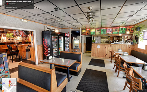 house-pizza-tour Restaurant Virtual Tours - Make it Active, LLC