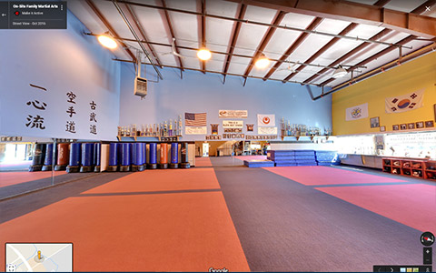 martial-arts-virtual-tour NH Retail Virtual Tours - Make it Active, LLC