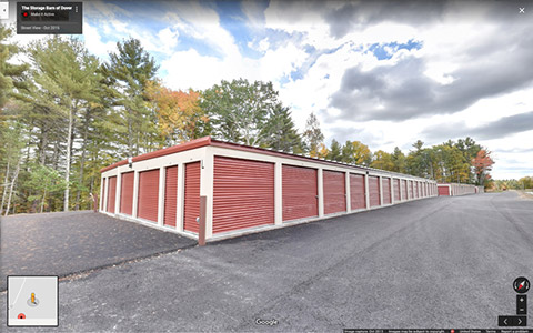 storage Google Street View Virtual Tours - Make it Active, LLC