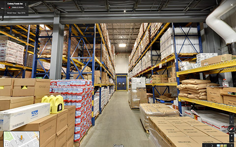 warehouse-virtual-tour Factory and Warehouse Virtual Tours - Make it Active, LLC
